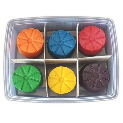 6 színű gyurmakészlet (online exklúzív)